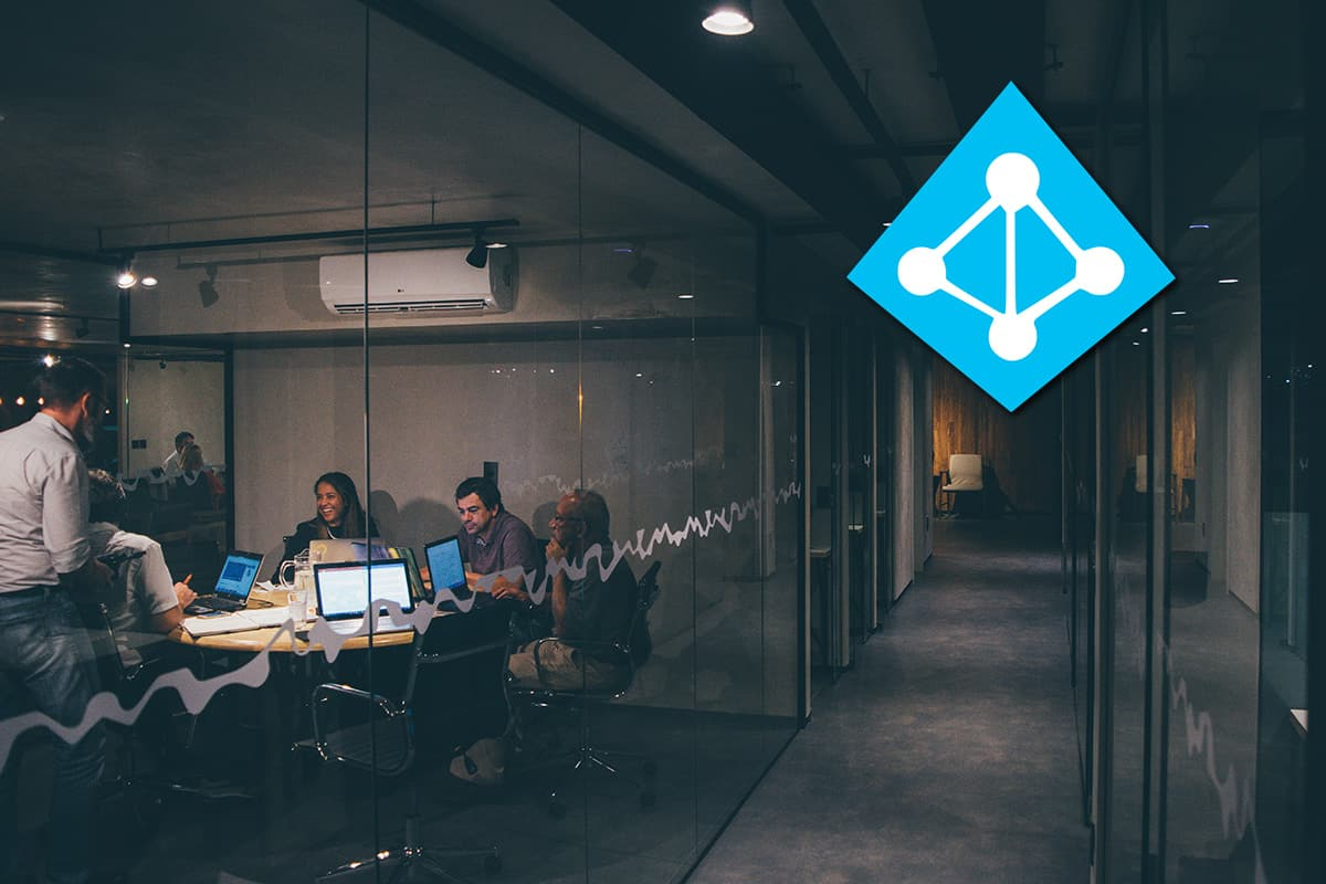 Azure Active Directory; The hub for identity and password control in Office 365
