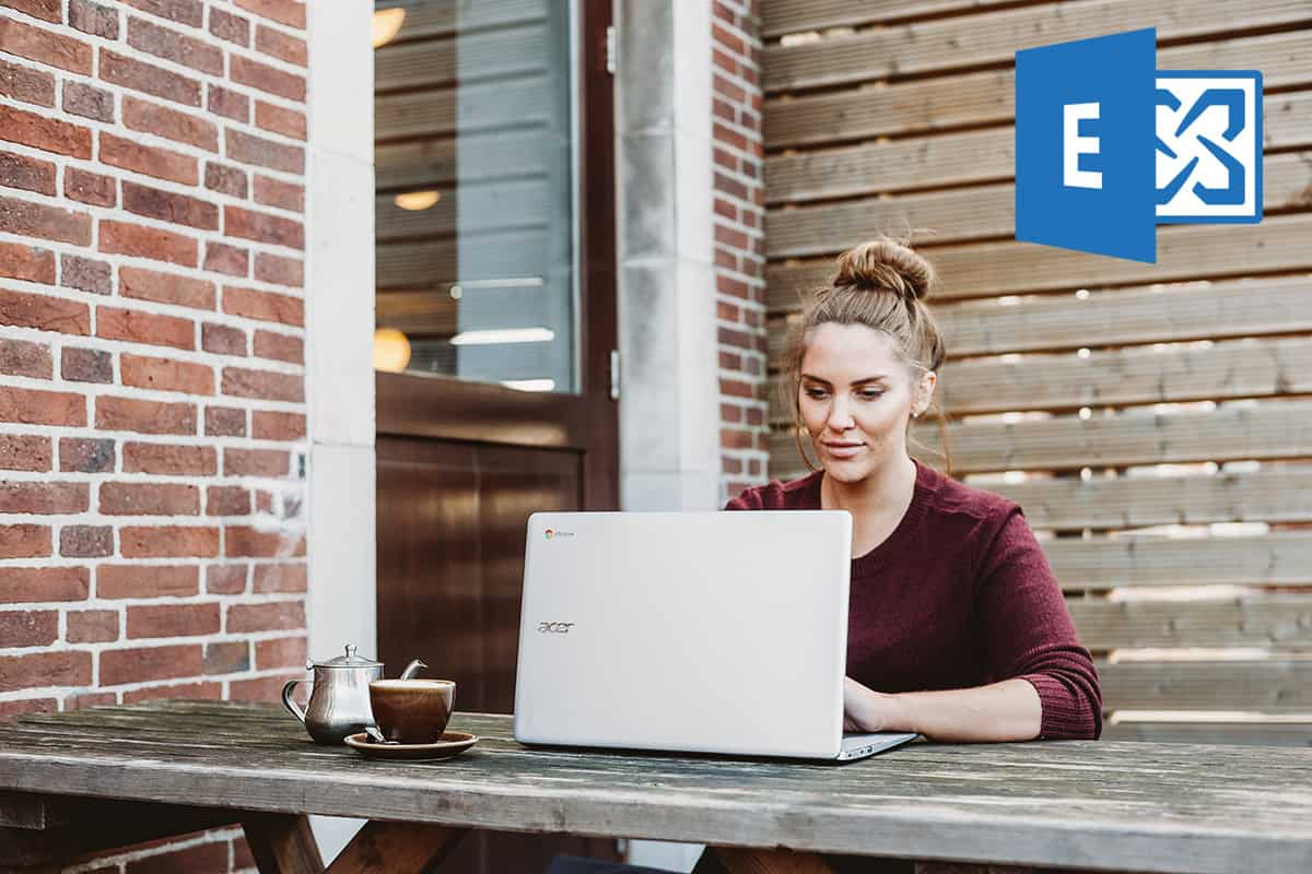 Microsoft Exchange Online; Work smarter, anywhere, with hosted email for business